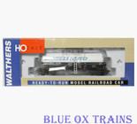 Walthers 932-7211 Englehard Kaolin Funnel Flow Tank Car UTLX 25495 HO Scale