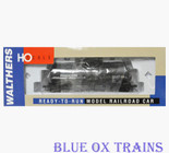 Walthers 932-7206 Procor Sulfur UTLX Funnel Flow Tank Car PROX 77989 HO Scale