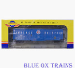 Athearn Genesis R33 G4210 Lawrence Railroad 50' Sieco Box Car NS 100035 HO Scale
