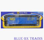 EXACTRAIL 1504-3 Meridian & Bigbee 5277 BOXCAR MB 5234 HO Scale