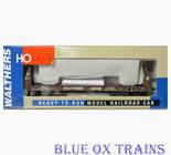 Walthers 932-5785 Southern 50' Sieco Pulpwood Flat Car SOU 141245 Ho Scale