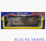 EXACTRAIL 90307-8 Southern 5277 Box Car SOU 528376 HO Scale