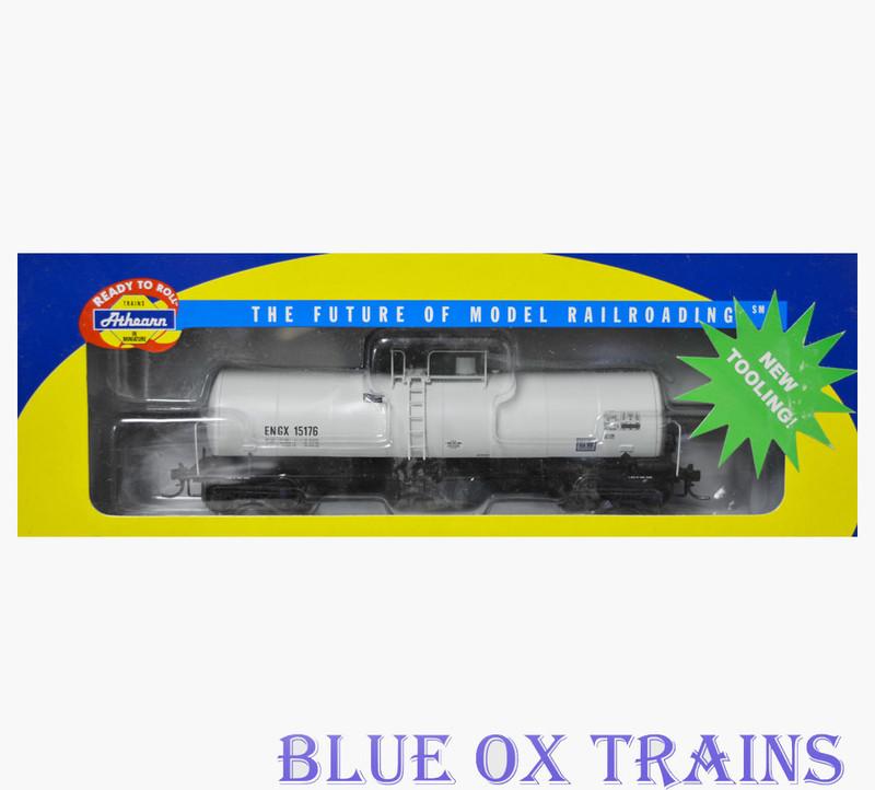 Athearn 94802 R67 Englehard Kaolin Clay Tank Car ENGX 15176 HO Scale