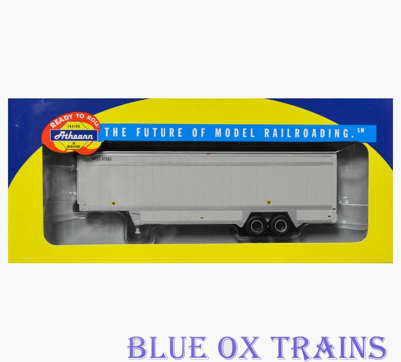 Athearn 91126 R87 United Parcel Service UPSZ 40' Trailer HO Scale