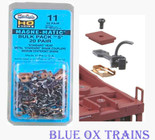 Kadee #11 20 Pair Bulk Pack of No. 5 Couplers HO Scale