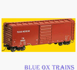 KADEE 5316 K114 Texas Mexican 40' PS-1 Boxcar TM 8952 HO Scale