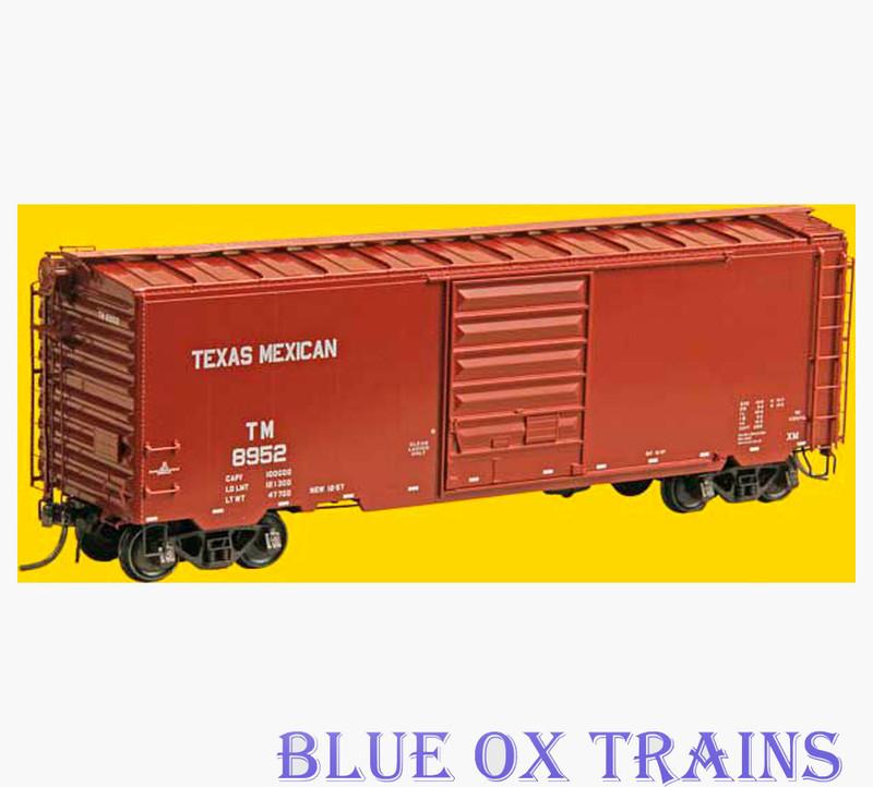 KADEE 5316 K114 Texas Mexican 40' PS-1 Boxcar TM 8952 HO Scale