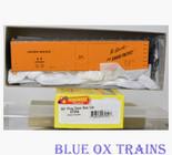 Roundhouse 7954 HO Union Pacific 50' Plug Door Box Car UP 499087 Kit
