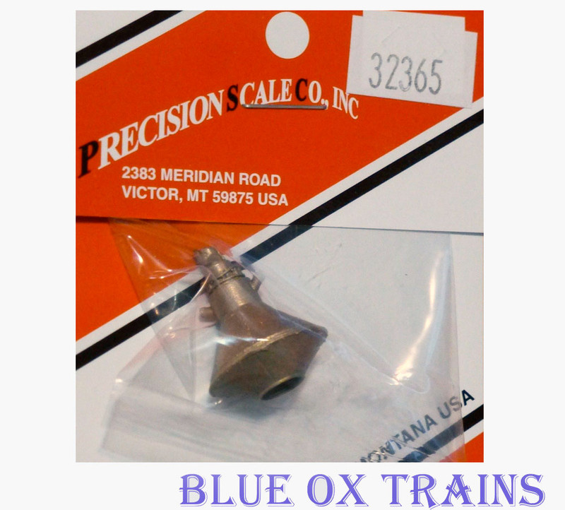 Precision Scale Co PSC 32365 Shay Stack Large Diamond (Brass) HO Scale