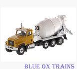 Diecast Masters  85512  HO Scale 1:87  Caterpillar(R) CT681 Concrete Mixer