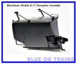 Blackstone Models HOn3 K-27 Snowplow Assembly Kit B370101