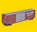 Kadee 6733 K101 HO 50' PS-1 Boxcar Southern SOU #6733