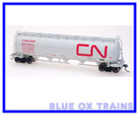InterMountain 48906-02 R58 Canadian National Pressure Flow Hopper CN 374076 Ho Scale
