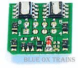 SoundTraxx HO 852001 DCC Mobile Decoder  2 Function MC1H102P8