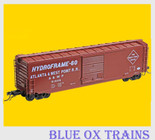 KADEE 6348 K59 50' PS-1 Boxcar Atlanta West Point AWP 51009 HO Scale