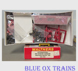 Walthers 4354 HO Scale International Bay Window Caboose Western Pacific WP 482