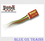 Digitrax N Scale DN136D Wired DCC Mobile Decoder