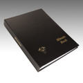 Counsel Notebook. A4. Light blue strong manilla cover. 96 pages