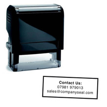 Rubber Stamp / Shiny / Self Inking Stamp