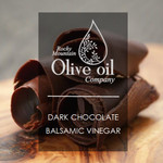 Dark Chocolate Dark Balsamic Vinegar