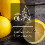 Whole Fruit Fused Eureka Lemon Olive Oil