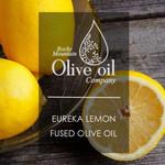 Whole Fruit Fused Eureka Lemon Olive Oil