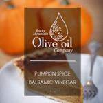 Pumpkin Pie Spiced White Balsamic Vinegar