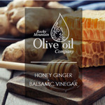 Honey Ginger White Balsamic Vinegar