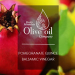 Pomegranate-Quince White Balsamic Vinegar