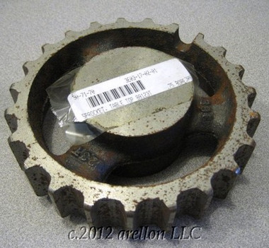"Rex Rexnord 881-23T Table Top Chain Sprocket 401-287, 23-Teeth, 3/4"" bore NEW"