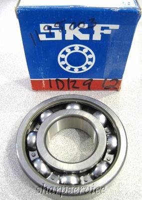 SKF 6309 RSJEM Single Row Deep Groove Ball Bearing (C3) 45mm ID,100mm OD, Sealed