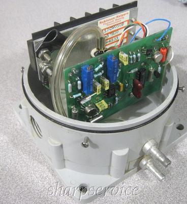 "Transicoil Robinson Halpern 157CW050D D/P Transmitter 0-5"" H2O, 4-20mA,12-38VDC"