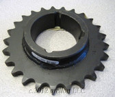 Tri Clover 60BTL25H #60 Single Strand Chain Taper-Lock Sprocket 25-TEETH / 2012