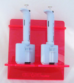 Multi Channel Pipette Stand Oxford MultiMate & Nichiryo Nichipet 7000 Pipet #267