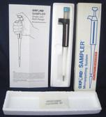 NEW Oxford 20uL, 50uL Multi-Range Micro Pipette P-8000 Precision Sampler System