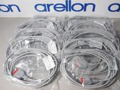 10 NEW Hospira Abbott Transpac IV Transducer Monitor Cables 42661-36 15' cord 4