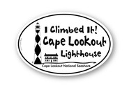 Wholesale Cape Lookout Lighthouse Sticker