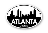 Wholesale Atlanta Sticker