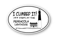 Wholesale Pensacola Lighthouse Sticker