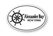 Wholesale Ships Wheel Sticker - Left