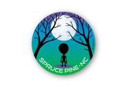 Wholesale Alien Moon Sticker