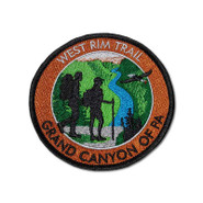 Wholesale Canyon Trail Patch