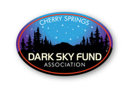 Wholesale Dark Sky Sticker Oval