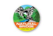 Wholesale Natural Bridge Sticker