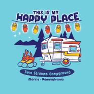 Wholesale Happy Place Tee