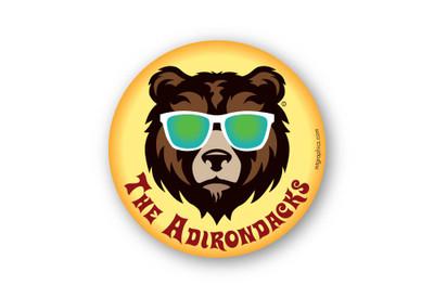 Cool Bear Adirondacks Sticker