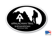 Appalachian Trail Shenandoah National Park Sticker