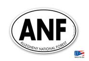 Allegheny National Forest Sticker