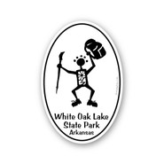 Wholesale Hiker Sticker