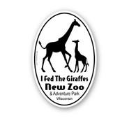 Wholesale Giraffe Sticker